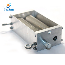 China alibaba sales Stainless Steel Malt mill grain mill for home brew mill barley crusher