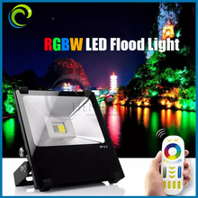 20w 30w rgbw color changing led 10w rgb outdoor led flood light