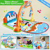 HX9106 cheap and hot sell kids indoor play equipment mat