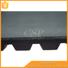 Anti-slip sidewalk rubber mat for boats and swimming pool