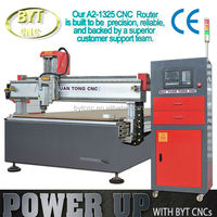 New Design BYT A2 cnc router machine high quality fresadoras cnc router