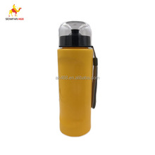 portable water filter hiking gear water filter bottle with replaceable filter cartridge