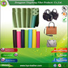 My factory produces all kinds of leather bags interlining fabric for leather bags interlining