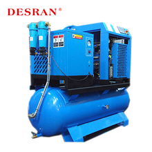 360L Liter 7.5KW1.1M3 Air Tank For Air Compressor
