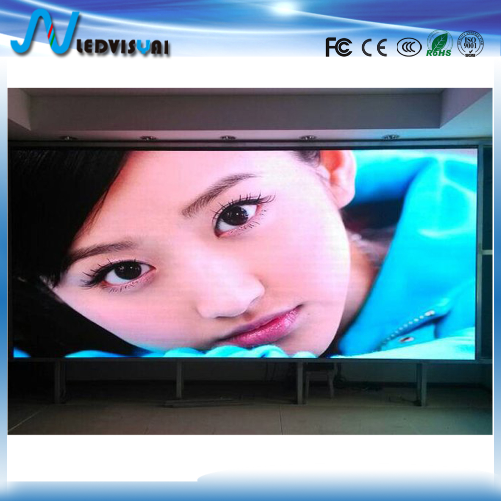 Full color smd p2.5 led module indoor HD P2.5 led video wall display screen