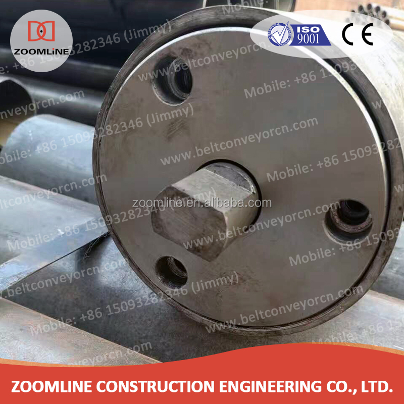 Chinese gold supplier of ceramic lagging tail pulley
