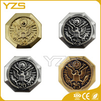 Factory Directly Sell Custom 3d Metal