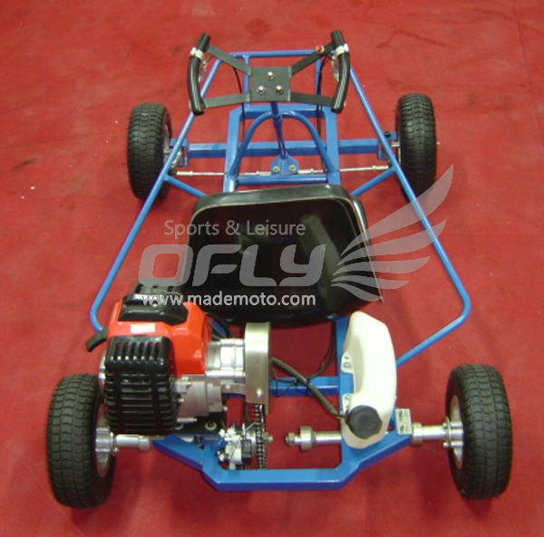 Low price 43cc go kart skelter