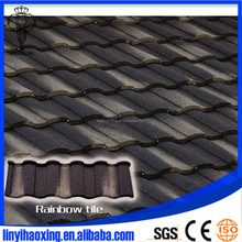 High quality colorful sand chip coated metal roofing tile sheet/metal roofing/metal stone coated roofing sheet