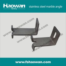 Stainless Steel Up&Down angle,SS202/SS304 Up&Down Marble angle