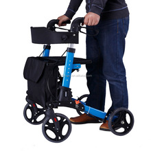 Rollator parts disability forearm rollator walker
