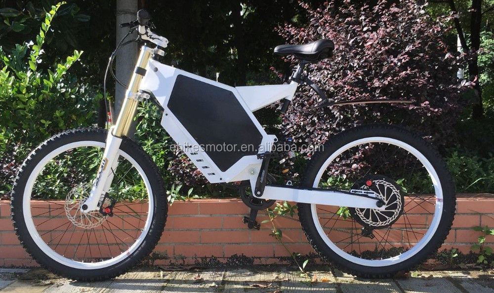 Popular iron enduro full suspension electric motorcycle conversion
