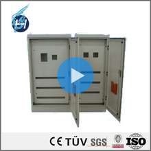 Chinese Factory OEM customized aluminum sheets outdoor coated equipment enclosure and equipment housing
