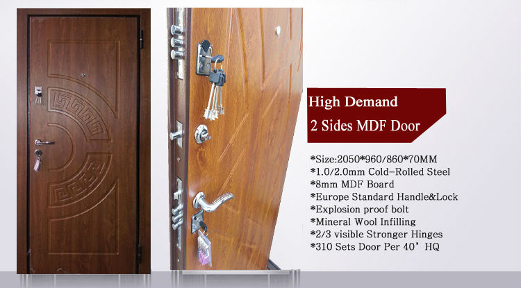 steel armored door or Sale 24 Inches Exterior Doors