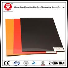 Professional compact laminate hpl exterior wall claddding panels with low price