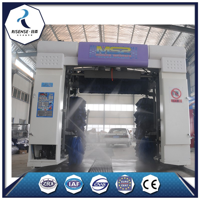 Automaitc Rollover Car Washing Equipment System