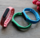 Ble Low Energy Rechargeable Wristband Beacon With Vibrator and LED