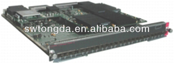 Cisco Catalyst 6800 Series 24-Port 1 Gigabit SFP Fiber Ethernet Module WS-X6824-SFP-2TXL