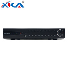 3G P2P DDNS 2 SATA 16 channel HD AHD DVR With Face Recognition