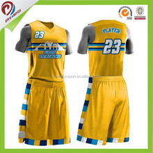 new sublimated cheap basketball uniforms wholesale for team