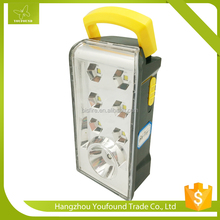 BN-716 WESTERN USB Portable Rechargeable LED Emergency Light