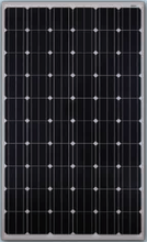 250w the lowest price solar panel