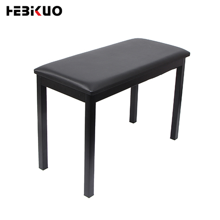 <strong>Q</strong>-<strong>112</strong> HEBIKUO Music Instruments modern digital piano stool chair double