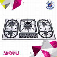 2014 Hot sale gas electric combination cookers/ gas stove MT5-G-SS5