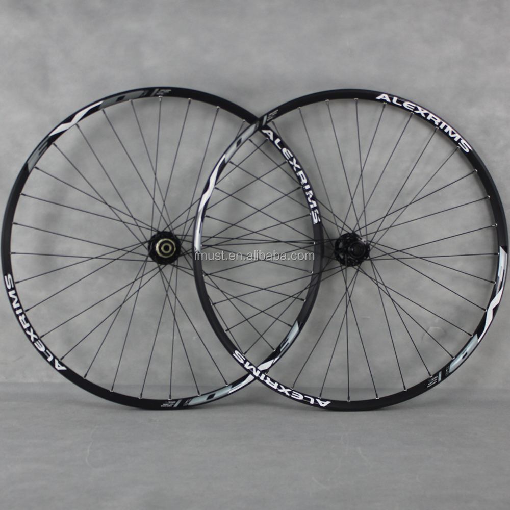 29er mountain bike wheel alloy disc wheel bicycle cheap Aluminum wheels