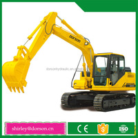 rc construction equipment for sale europe machinery used excavators small digging equipment DLS130