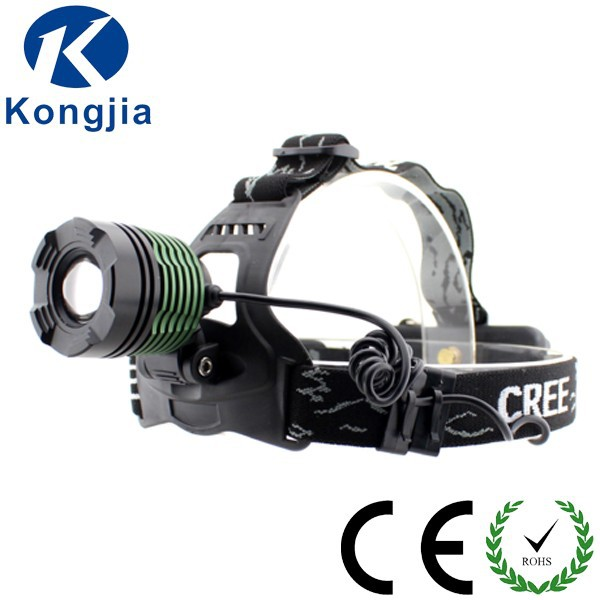 KJ-C9005 Top 10W Rechargeable Led Headlamp Long Range Night Hunting Scope