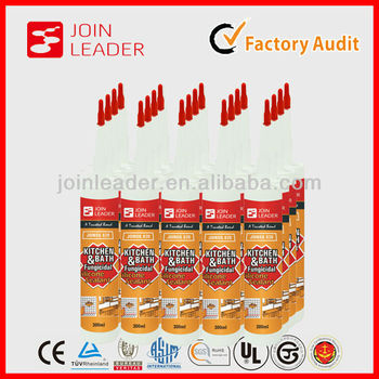 Kitchen & Bath Silicone Sealant