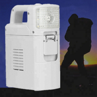 New Outdoor Charging Emergency Lantern, Magnesium Air Fuel Cell Energy Saving Rechargeable led Salt Water Fishing Lamp