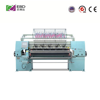 YBD64-3 computerized vertical multi-needle quilting machine mattress with 1676mm working width