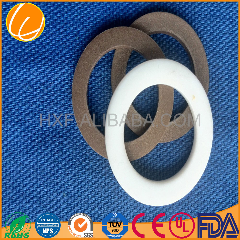 Sealing Gasket High Quality PTFE Flat Gasket Teflon Flat Gasket 2015 Wholesale China OEM ODM PTFE Teflon Manufacture Supplier