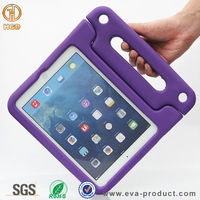 Brand new shockproof rugged case for ipad air 2 with handle