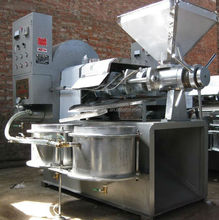 Screw Oil Milling Machine to Make Different Types of Seeds Oil