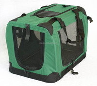 Portable Soft Pet Carrier or Crate or Kennel for Dog, Cat, or other small pets. Great for Travel, Ind
