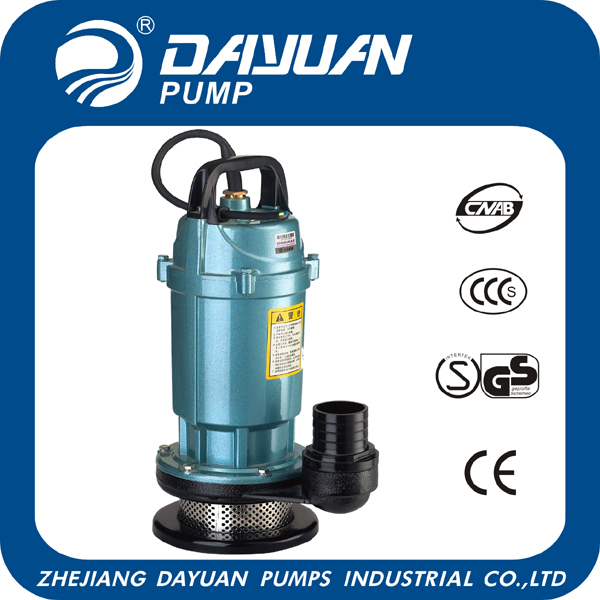 QDX 1'' 1.5m3/h water pump for ship