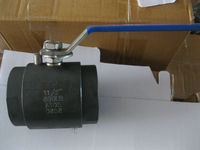 2PC FORGED BALL VALVES(A105,F304,F316)