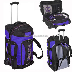 trolley travel backpack