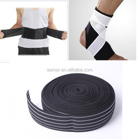 fashion & high quality breathable woven elastic band for sport