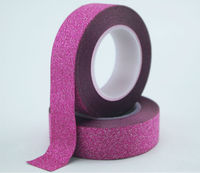 High quality self adhesive glitter paper for decoration