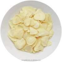 China Market Natural Dried Garlic Flakes