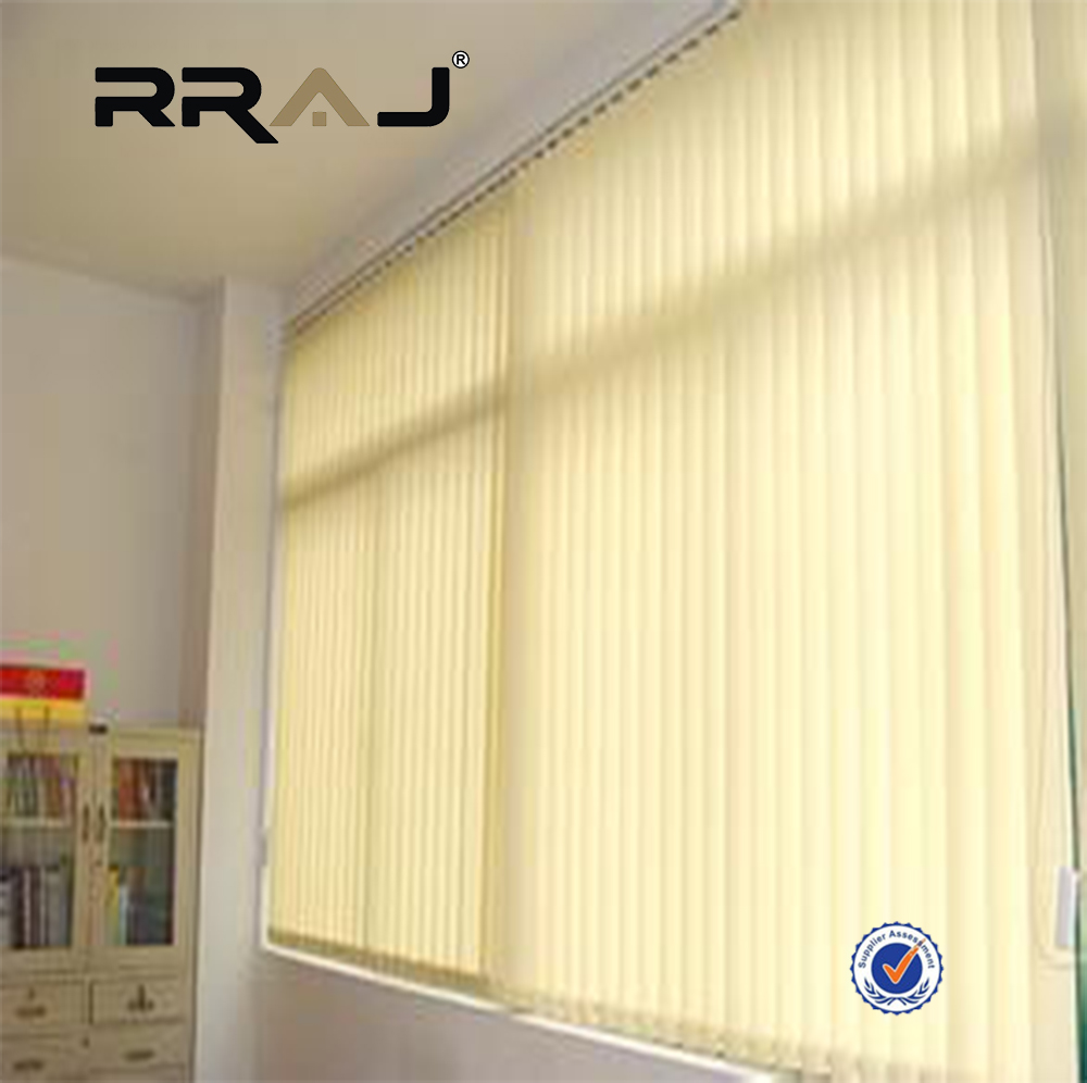 RRAJ china supplier vertical blind for home decor