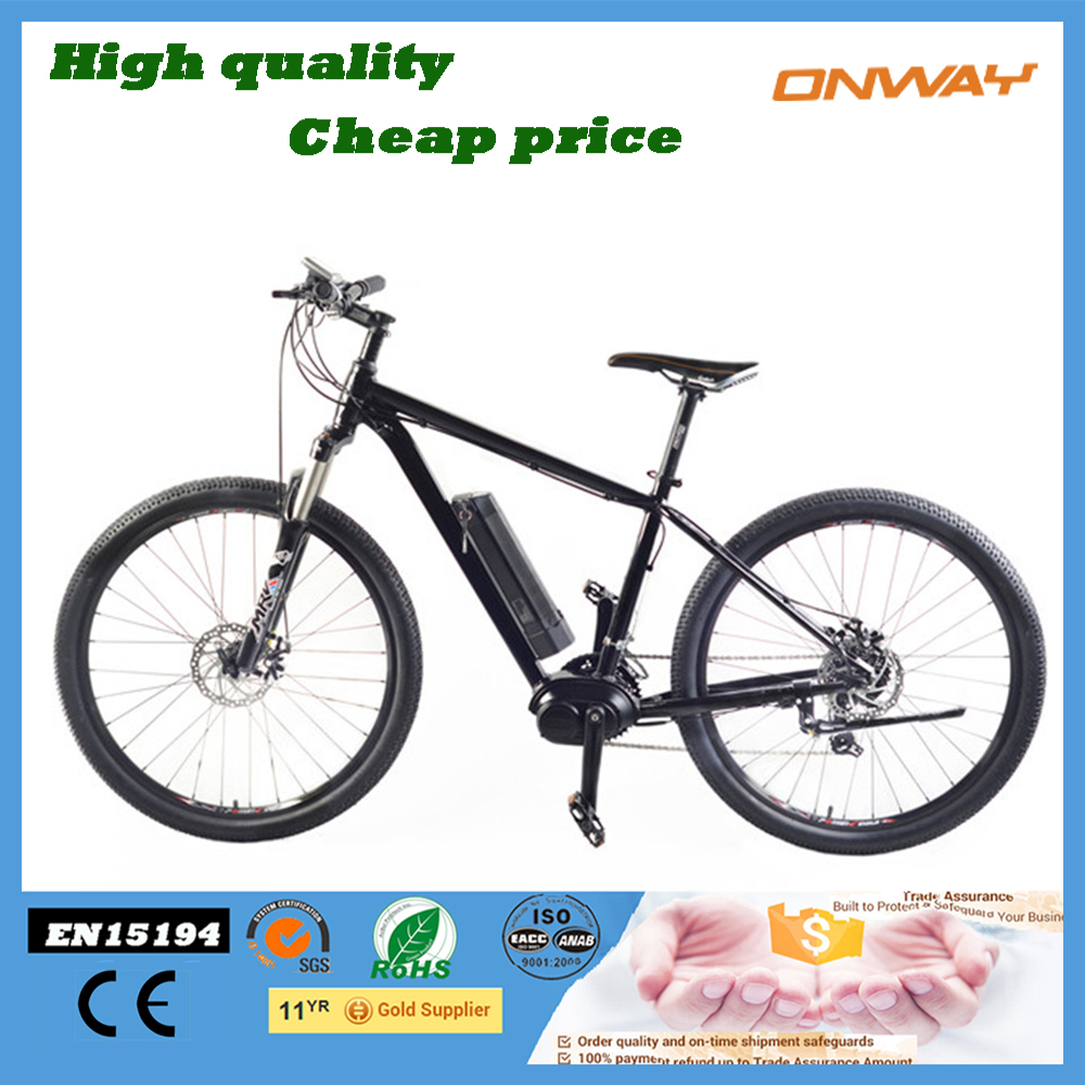 26 inch 2 wheel fat tire electric mountain bikes for sale