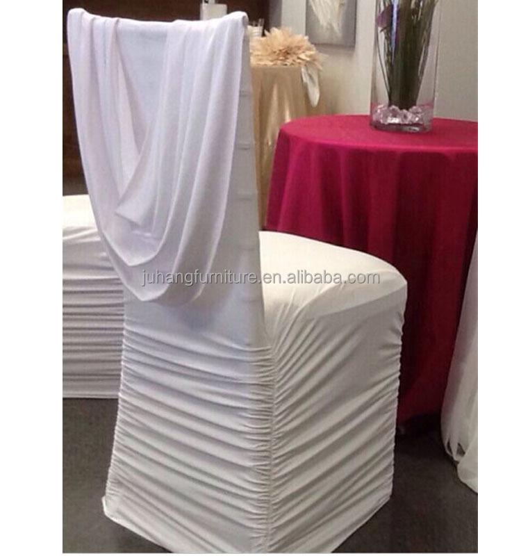 Burgundy Cheap Ruffled Wedding Chair Cover For Chiavari Chair Buy Ruffled W