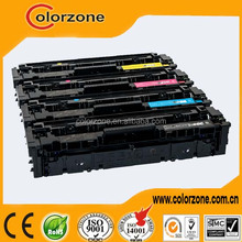 Compatible HP CF410A color toner cartridge for HP M452nw M477fdw M452dn M452dw M477fdn M452fnw