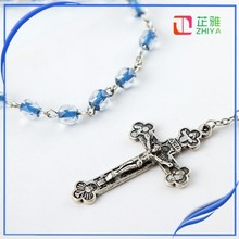 industrial jewelry bead necklace rosary