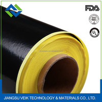 PTFE coated fiberglass adhesive teflon tapes for sealing packing machine